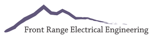 Front Range Electrical Engineering Carlton Fretwell Carl Denver Colorado Electric Lighting Engineers logo