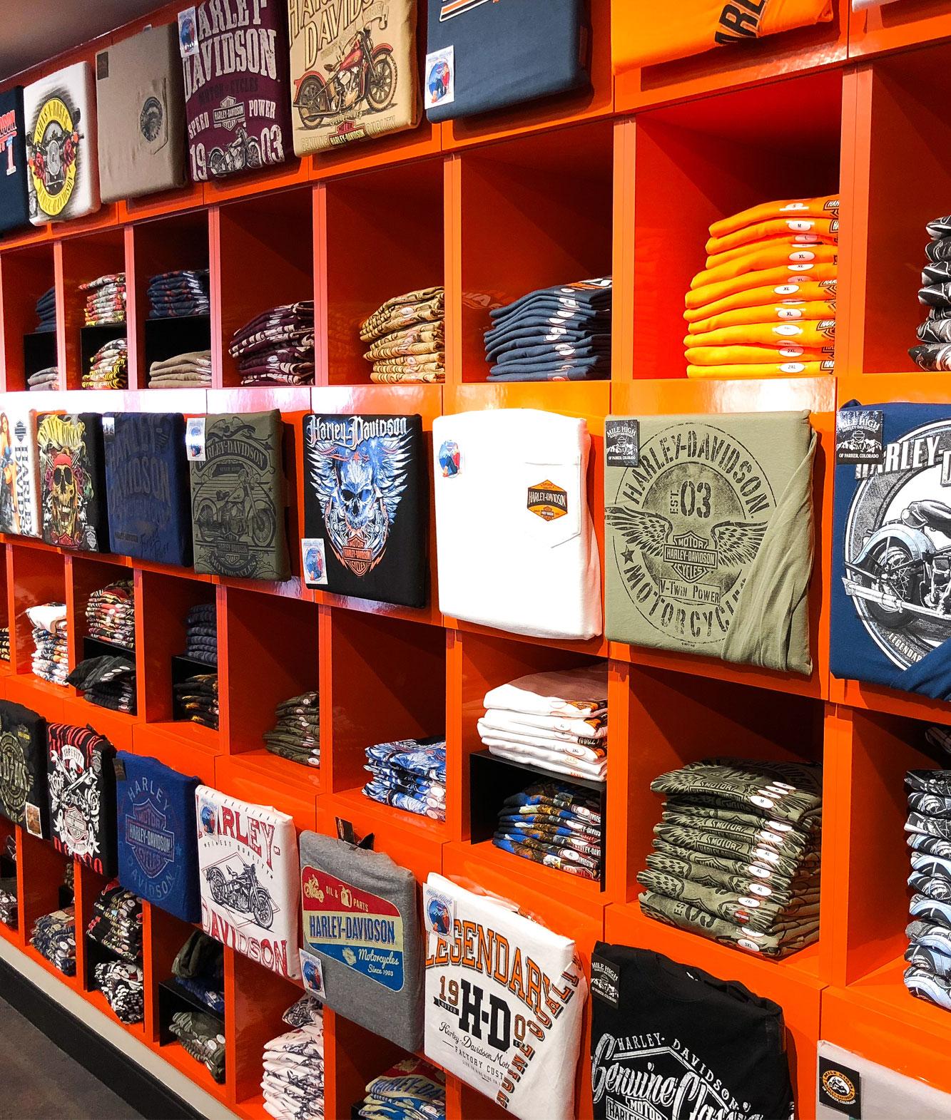 Front Range Electrical Engineering Mile High Harley Davidson Motorcycles Parker Retail Showroom Lighting